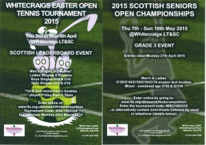 WhiteCraigs Events