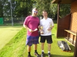 Colin Dunbar & Jonny Short 2015 Winners