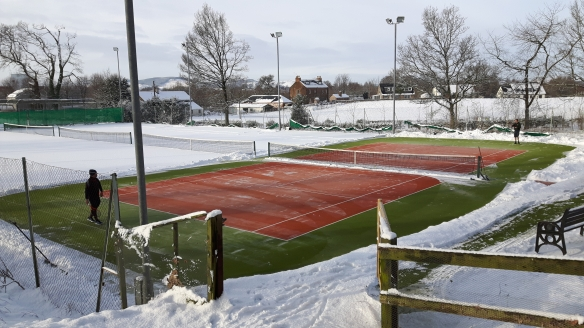 Winter Tennis 2016