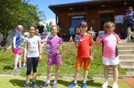 Eve, Rose, Keeley & Erin - 10s Girls