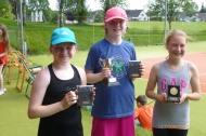 Heather, Catie & Grace - 12s Girls