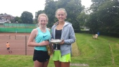 14s Girls Annemiek & Lucia