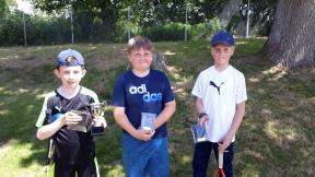 Harry, Clark & Oliver 10s boys