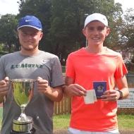 Men's Open Singles - Philip and Gregor